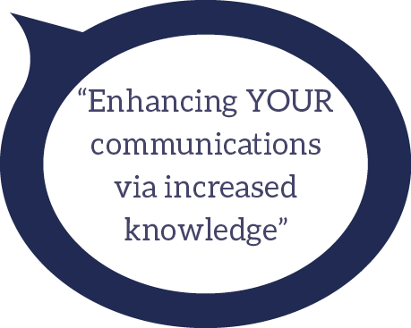 Enhancing YOUR communications